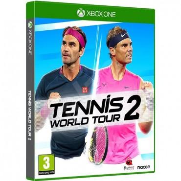 Xbox Series Tennis World Tour 2 - Complete Edition