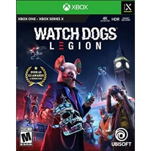 XSX / XBOX ONE Watch Dogs: Legion
