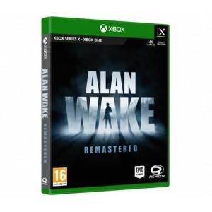 XBOX1 / XSX Alan Wake Remastered