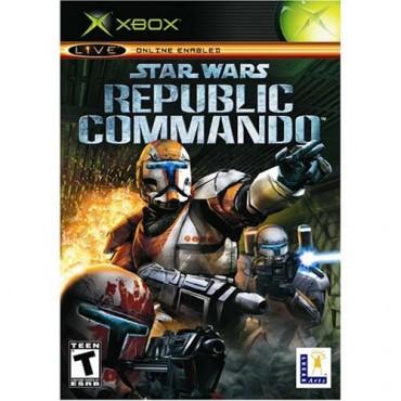 XBOX Star Wars Republic Commando - LIETOTS