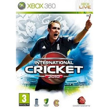XBOX 360 INTERNATIONAL CRICKET 2010 LIETOTA