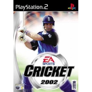 PS2 CRICKET 2002