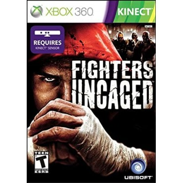 XBOX 360 KINECT FIGHTERS UNCAGED LIETOTA