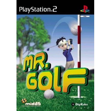 PS2  MR.GOLF