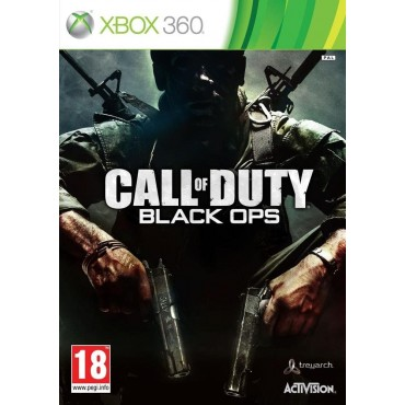 XBOX 360 CALL OF DUTY : BLACK OPS