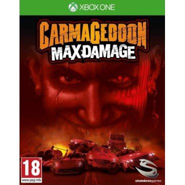 XBOX ONE CARMAGEDDON MAX DAMAGE