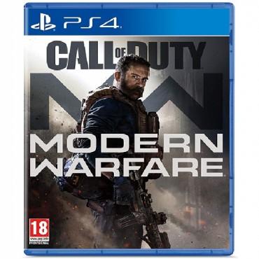 PS4 CALL OF DUTY MODERN WARFARE LIETOTS