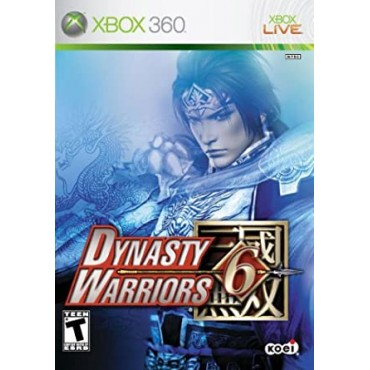 XBOX 360 DYNASTY WARRIORS 6 LIETOTS