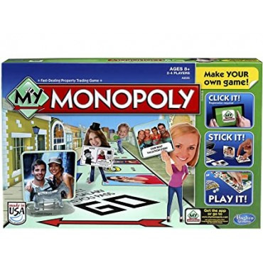 My Monopoly - Make your Own Game