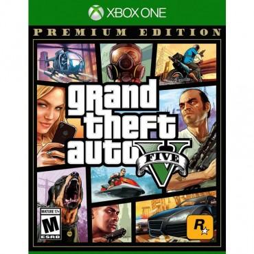 Xbox One GTA V 5 Premium Edition