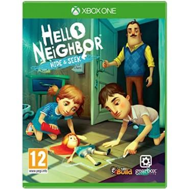 XBOX ONE HELLO NEIGHBOR: HIDE & SEEK