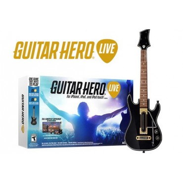 Guitar Hero Live with Guitar Controller iOS