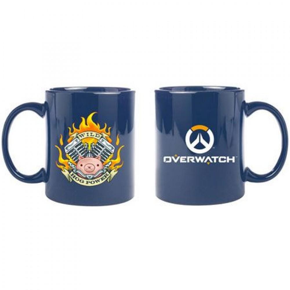 "Overwatch Mug ""Roadhog"" / KRŪZE"