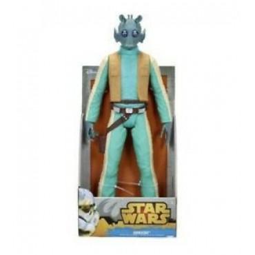 "Star Wars Greedo Action Figure 18"" Jakks Pacific"