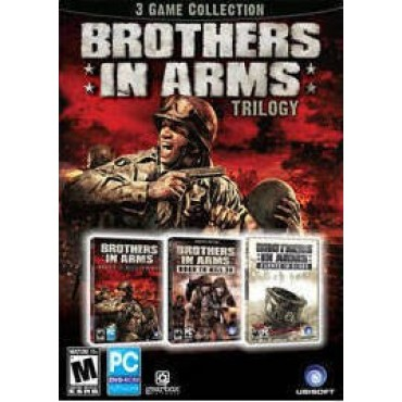 PC BROTHERS IN ARMS COLLECTION (INC. ROAD TO HILL 30, EARNED IN BLOOD, HELL'S HIGHWAY)