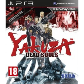 PS3 YAKUZA : DEAD SOULS - LIMITED EDITION