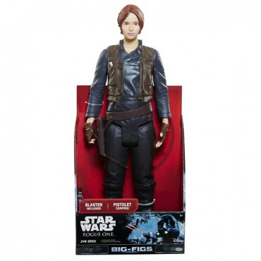 STAR WARS - ROGUE ONE JYN ERSO ACTION FIGURE (50cm)