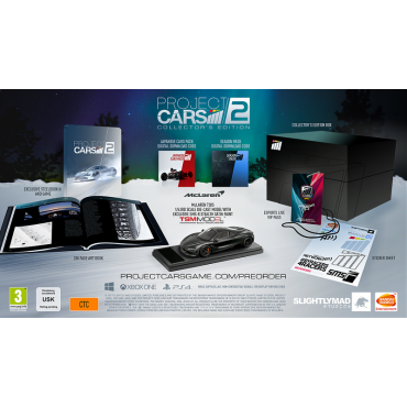 PS4 Project Cars 2 Collectors Edition