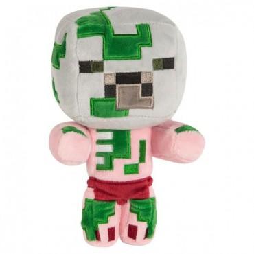 Minecraft Happy Explorer Baby Zombie Pigman with Hangtag Plush