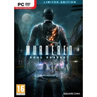 PC MURDERED : SOUL SUSPECT LIMITED EDITION
