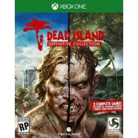 XBOX ONE DEAD ISLAND DEFINITIVE COLLECTION EDITION