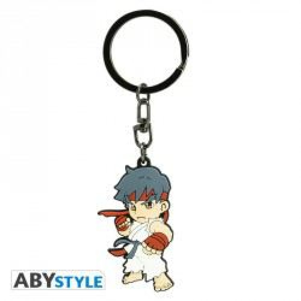 "Abysse Street Fighter - ""Ryu"" PVC Keychain"
