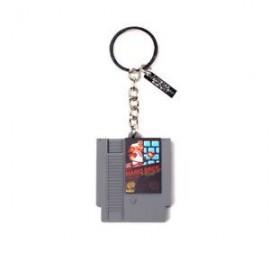 Nintendo - NES Game Cartridge 3D Rubber Keychain (KE764214NTN)