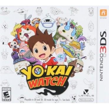 3DS YO-KAI WATCH