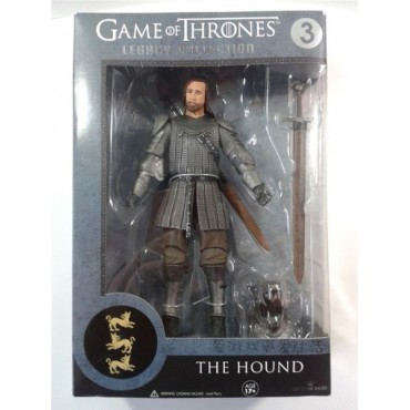 GAME OF THRONES LEGACY COLLECTION 3 - THE HOUND ACTION FIGURE