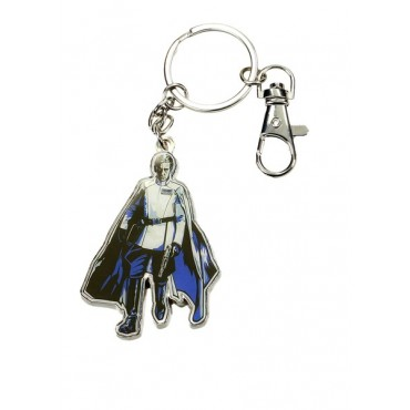 STAR WARS ROGUE ONE - DIRECTOR KRENNIC METAL SHAPED KEYCHAIN
