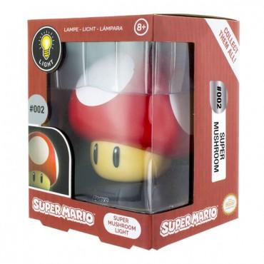 Nintendo Super Mario - Mushroom Light / LAMPIŅA
