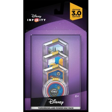 DISNEY INFINITE 3.0 POWER DISC PACK