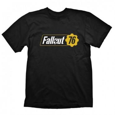 """Fallout - """"76 Logo"""" T-Shirt"""