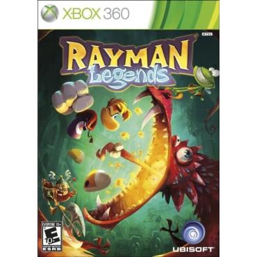XBOX 360 / XBOX ONE RAYMAN LEGENDS