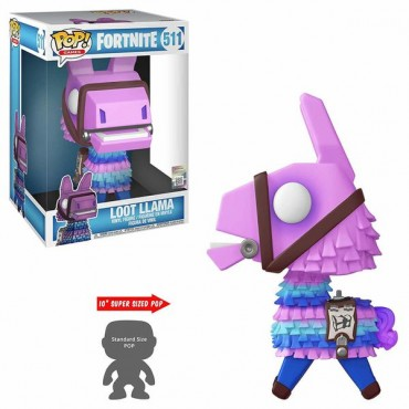 Funko POP! Games: Fortnite S3 - Loot Llama (24cm) #511 Vinyl Figure