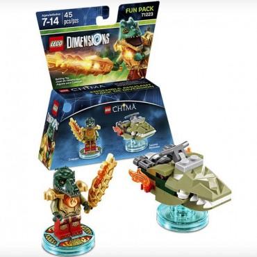 LEGO DIMENSIONS FUN PACK CRAGGER