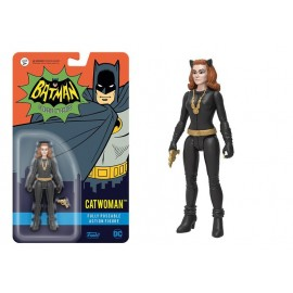 Batman Classic TV Series - Catwoman Fully Poseable Action Figure
