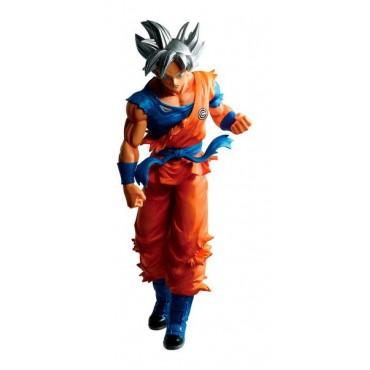 Dragon Ball Heroes Ichibansho - Son Goku Ultra Instinct PVC Statue 25cm
