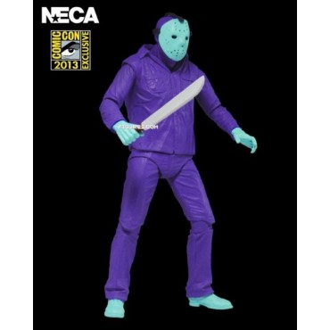 FRIDAY THE 13TH - JASON - GLOW IN THE DARK ACTION FIGURE