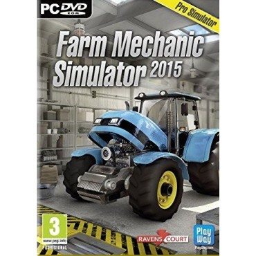 PC FARM MECHANIC SIMULATOR 2015