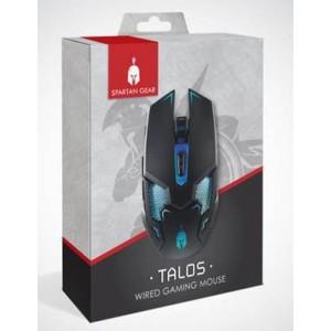 PC Spartan Gear Talos Wired Gaming Mouse