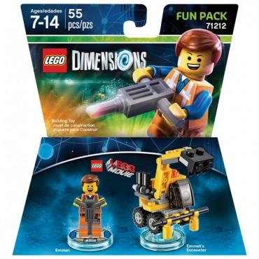 LEGO DIMENSIONS FUN PACK EMMET