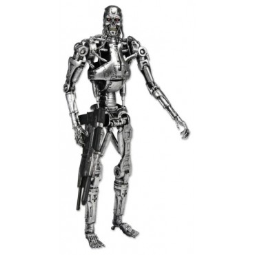 TERMINATOR T-800 - ENDOSKELETON (FROM CLASSIC TERMINATOR MOVIE) (17CM)