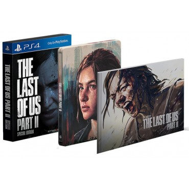 PS4 The Last of Us Part 2 II - Special Edition - 06.19