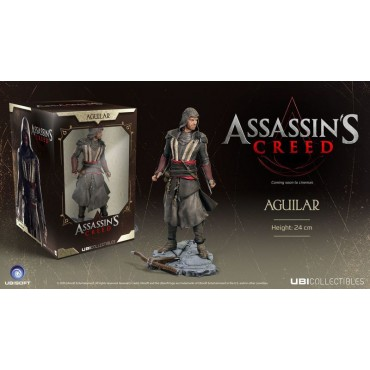 ASSASSIN'S CREED - AGUILAR PVC STATUE (24cm)