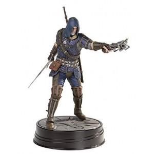 Dark Horse Witcher 3 Wild Hunt - Geralt Grandmaster Feline PVC Statue (20cm)