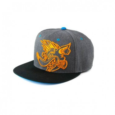 Crash Team Racing - Face Snapback