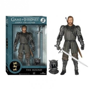 GAME OF THRONES LEGACY COLLECTION 3 - THE HOUND ACTION FIGURE SERIES 1 (15CM)
