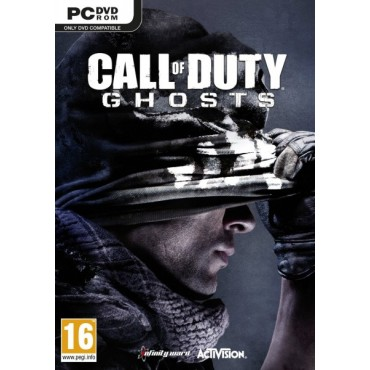 PC CALL OF DUTY : GHOSTS