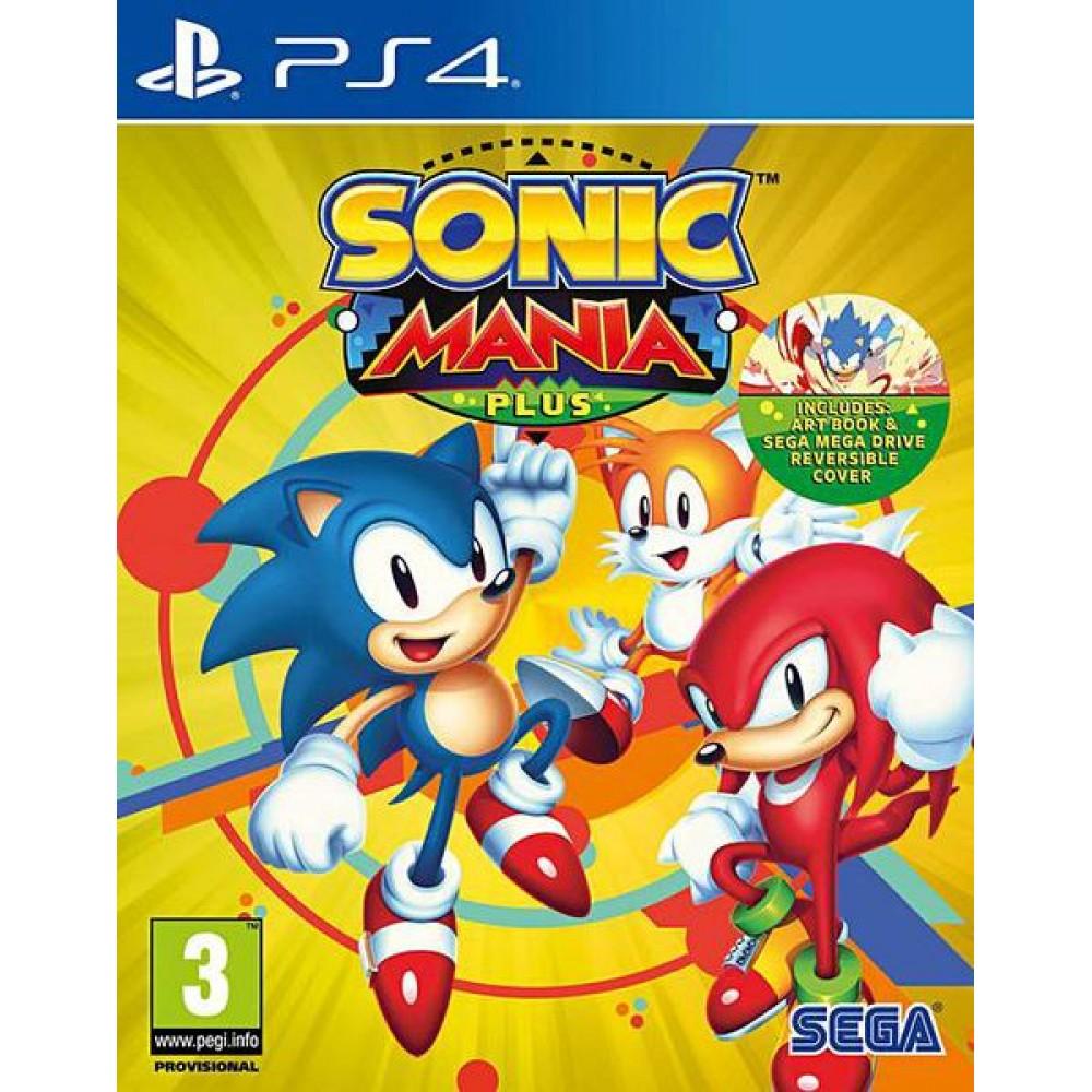 PS4 Sonic Mania Plus